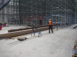Railconstructie Sobeys Toronto