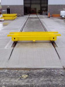 Lorries en railbaan_BalfourBeaty Schotland