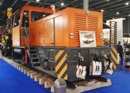 beurs RailTech Utrecht