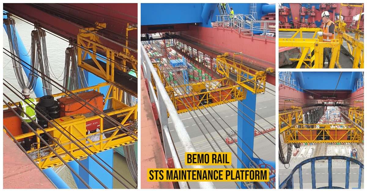 STS-maintenance-platform-for-containter-cranes
